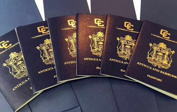 Định cư Antigua và Barbuda